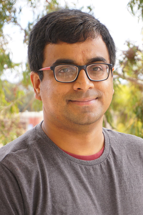 Somak Mukherjee