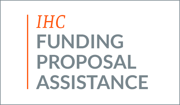 IHC Funding Proposal Assistance