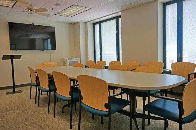 Crowell Seminar Room